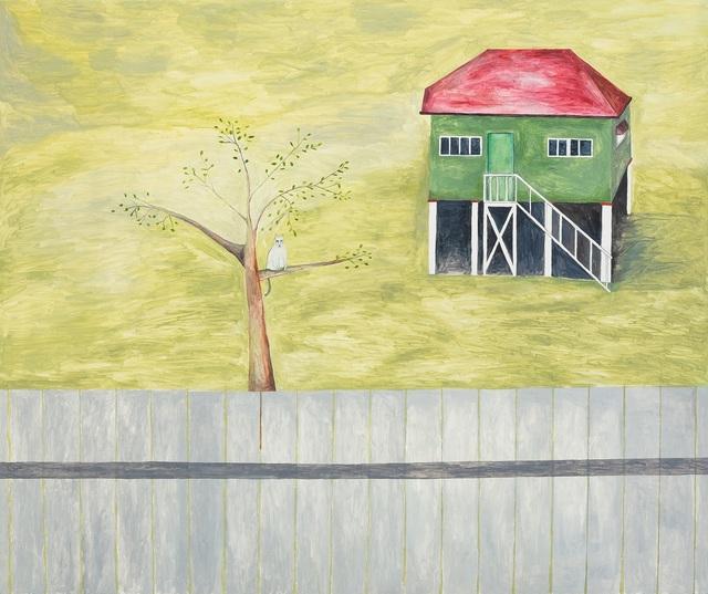 , 'Brisbane Backyard,' 2018, Darren Knight Gallery