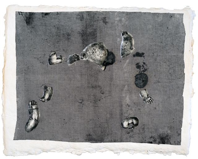 David Lynch, 'Untitled (C9)', 2001, Tandem Press