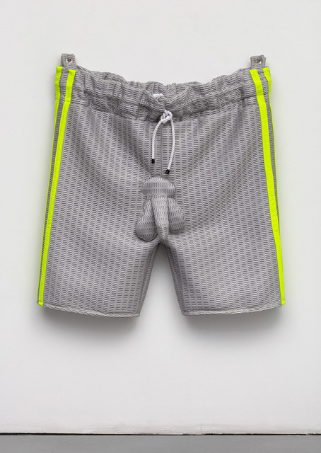 , 'Gym Shorts,' 2019, Diane Rosenstein