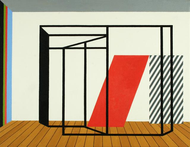, 'Formalist Interiority,' 2019, Ambacher Contemporary