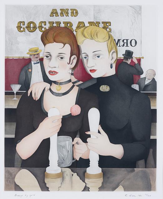 Richard Hamilton, 'Bronze by Gold', 1987, Joanna Bryant & Julian Page