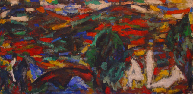 , 'Rienzi Landscape,' 1953, Bookstein Projects