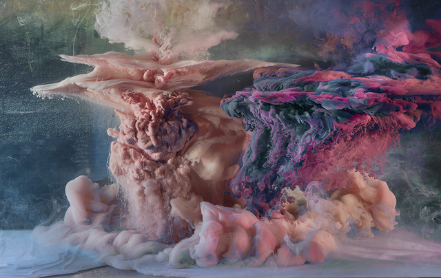 Kim Keever, 'Abstract 42619', 2018, Waterhouse & Dodd