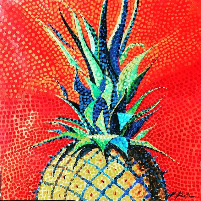 Kathleen Keifer, 'Pineapple', 2017, Artspace Warehouse