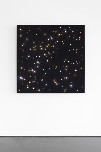 Angela Bulloch, 'Night Sky: Ursa Minor.4', 2019, Simon Lee Gallery