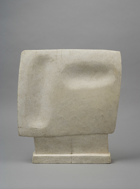 , 'Gazing Head,' 1929, Yuz Museum