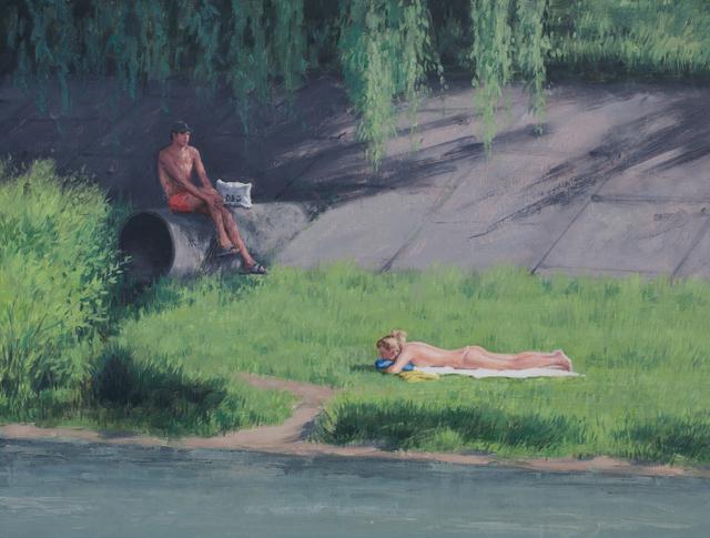 , 'L'après-midi d'un faune,' 2014, Monica De Cardenas