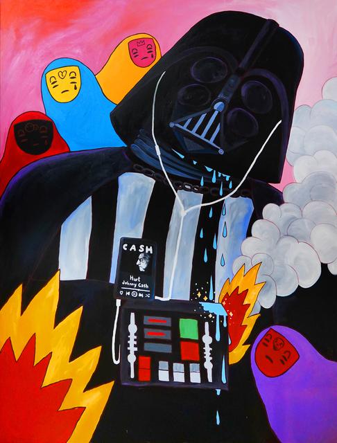 Ricardo Cavolo, 'Anakin', 2019, StolenSpace Gallery