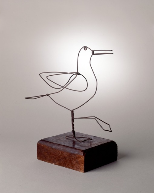 Alexander Calder, 'Mouette', ca. 1927, Calder Foundation