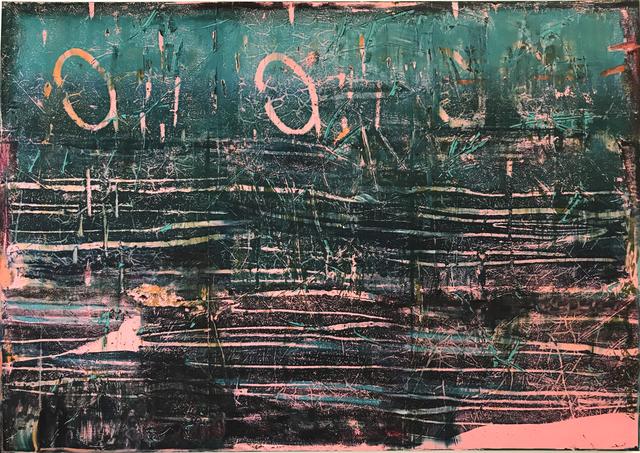 , 'Lune Rose,' 2018, Galerie Christophe Gaillard