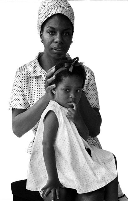 Brian Duffy, 'Nina Simone & daughter ', 1966, The PhotoGallery