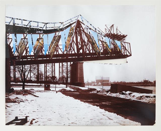 , 'Bridge 1,' 2016, Sous Les Etoiles Gallery