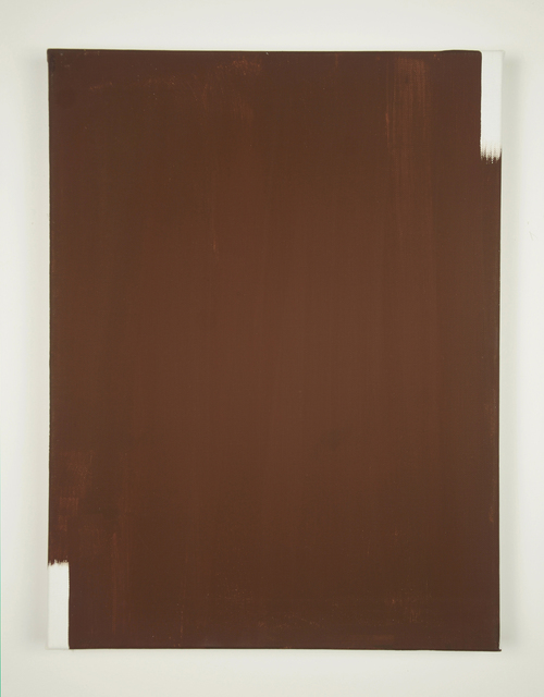 , 'When 2 Directions Become All Directions (Brown),' 2015, Minus Space