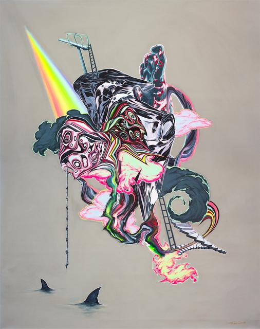 Mike Parillo, 'Smoke & Mirrors', 2012, River