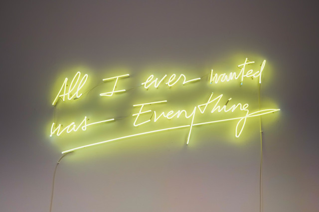 , 'All I Ever Wanted Was Everything,' 2018, MAIA Contemporary