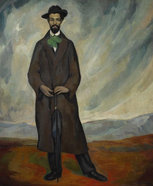 Diego Rivera, 'Retrato de un español (Portrait of a Spaniard)', 1912, Sotheby's
