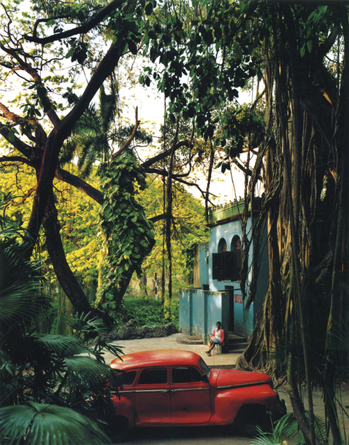 , 'Rosa en Tropical, from the series Cuba,' 2000, Yancey Richardson Gallery