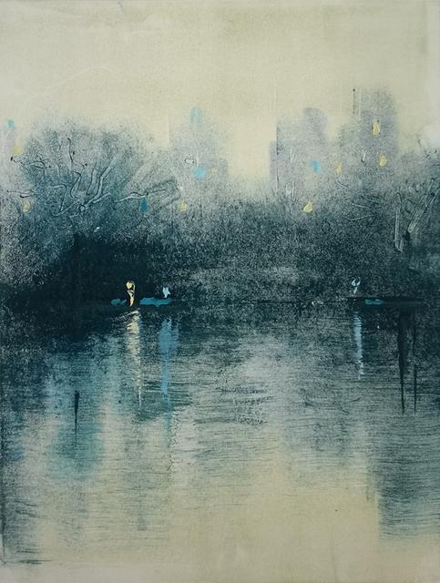 Lisa Breslow, 'Twilight 13 ', 2015, Kathryn Markel Fine Arts