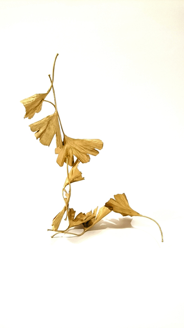 , 'Gingko,' 2017, Ippodo Gallery