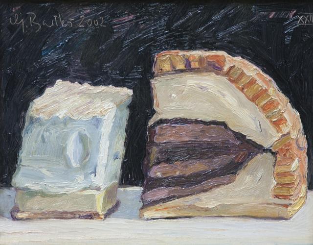 , 'Budapest Pastry XXII,' 2002, Imlay Gallery