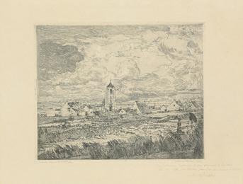Grande vue de Mariakerke (Large View of Mariakerke)