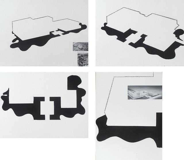 , 'Pools for Fire,' 2015-2017, Henrique Faria Fine Art