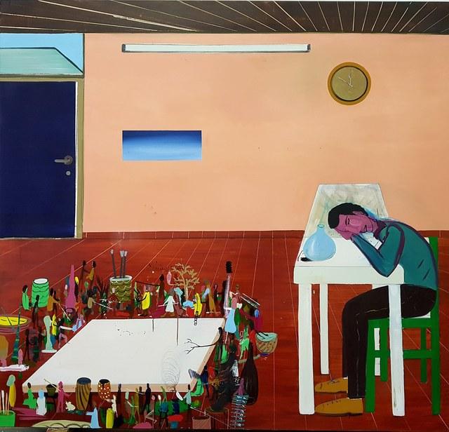 , 'Another Dreamer,' 2018, Zemack Contemporary Art