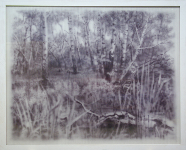 , 'Out of Green 1,' 2019, Ani Molnár Gallery