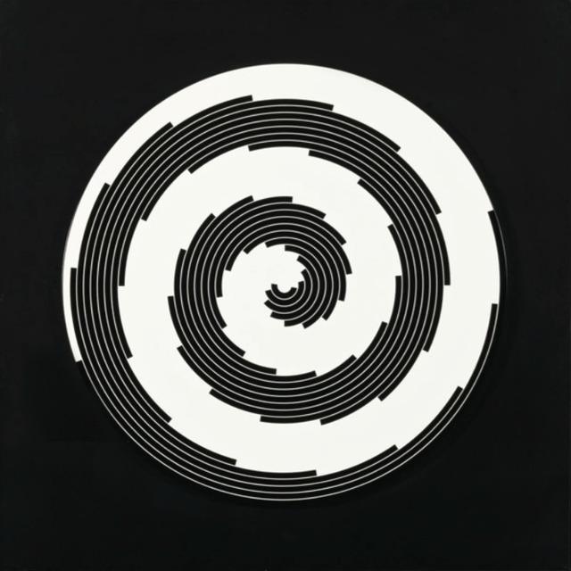 , 'Dinamiche Circolare Spirale 2 Giri,' 1968 -2011, Marion Gallery