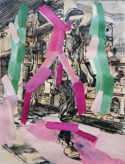 Dumitru Gorzo, 'Rough Edges 5', 2019, Slag Gallery