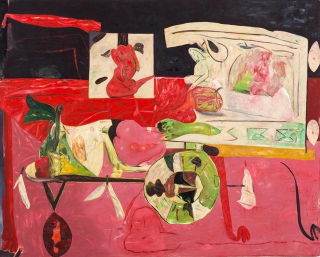 , 'Fruitstand,' 2017, Galerie Richard