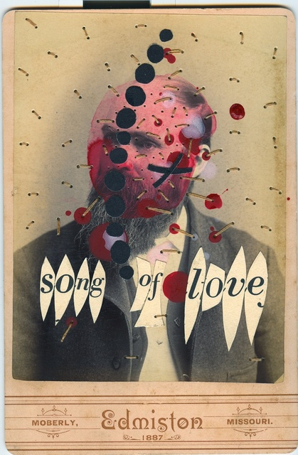 , 'Song of Love,' 2007-2010, Muriel Guépin Gallery