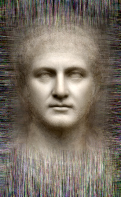 , 'Power - All Roman Emperors representations of whose faces survive,' 2014, Ministry of Nomads