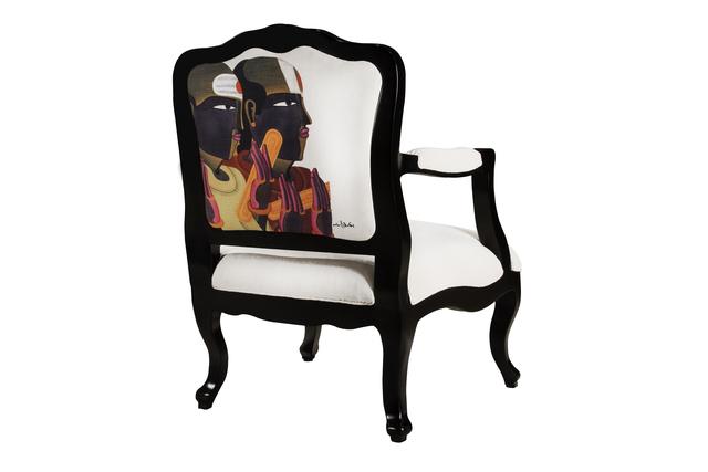 , 'Proposal Chairs,' 2018, Art Pilgrim