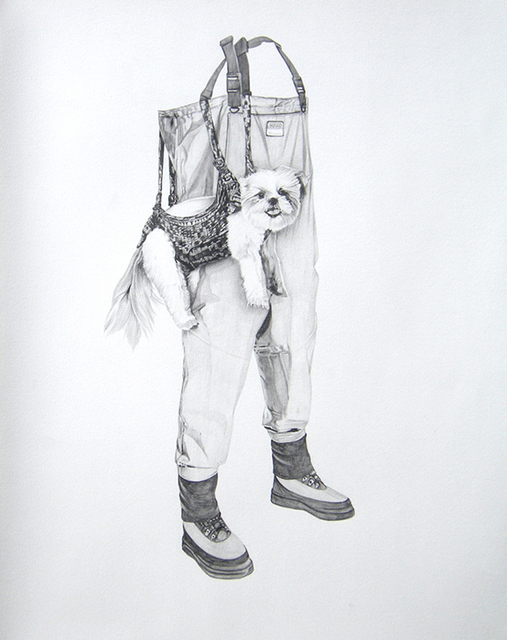 Chris Finley, 'Puppy Waders', 2015, Chimento Contemporary
