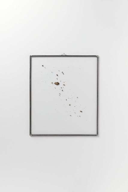 , 'Archivio - Polvere 01,' 2018, Galleria Anna Marra