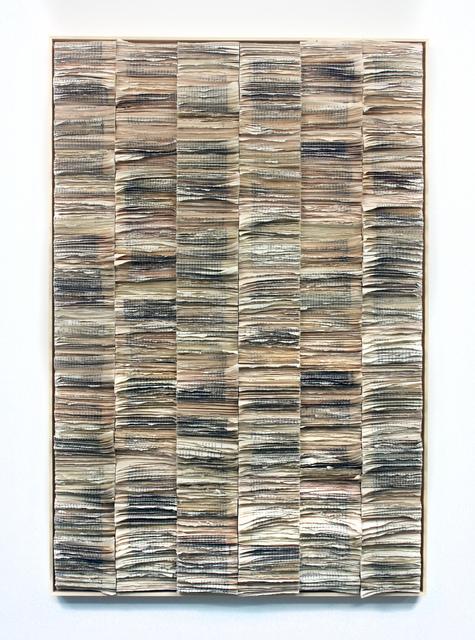 , 'Spine: Columns,' 2017, Heather Gaudio Fine Art