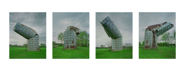 , 'Alabama Silo, Hale County, Alabama,' 2008, Garvey | Simon