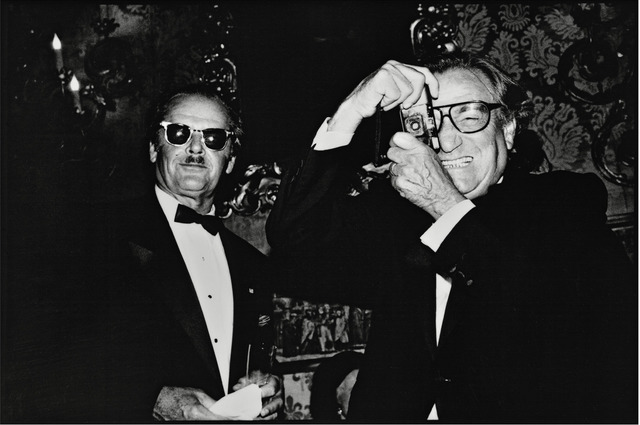 , 'Jack Nicholson and Willy Rizzo, Venice, Italy, 1991,' 1991, Gagosian