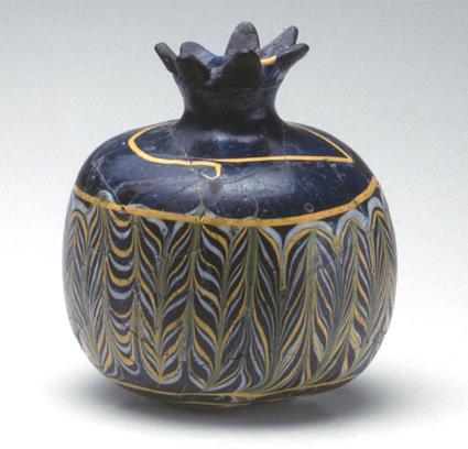 , 'Pomegranate shaped vessel,' , Newark Museum