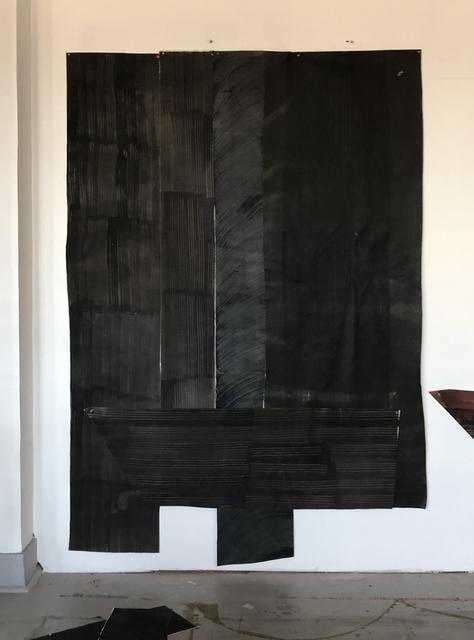 , 'Untitled Black,' 2018, Posner Fine Art