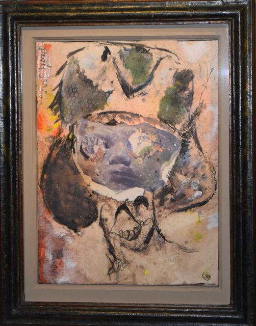 , 'Wolf Head,' 2016, Sardac