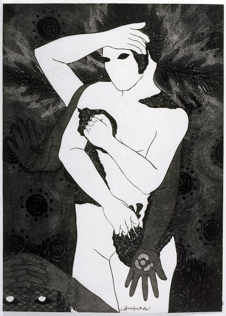, 'Arrepentida (Repentant),' 1993, Fowler Museum at UCLA