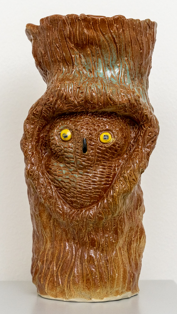 , 'Owl tree #3,' 2019, Hans Alf Gallery