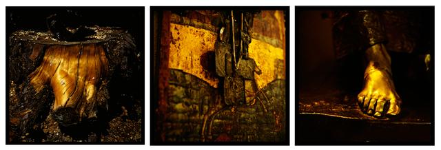 , 'Cruz de cobre, luz de ouro full,' , Galeria Millan