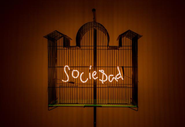 , 'Sociedad Cage,' 2018, MAIA Contemporary
