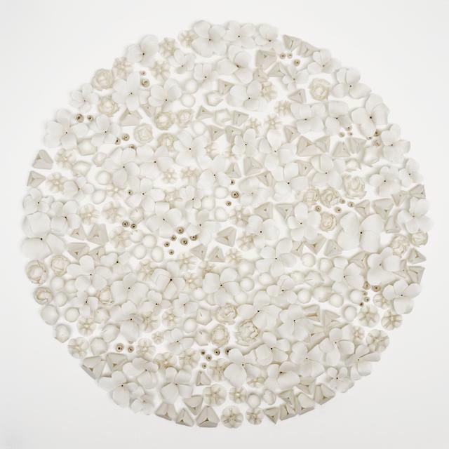 , 'Flora,' 2017, Woolff Gallery