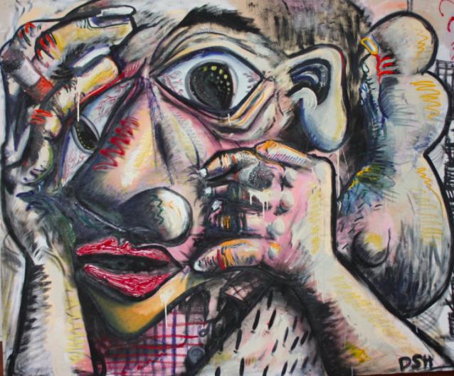 , 'Untitled II Savannah,' 2014, LDVC Art Experiences