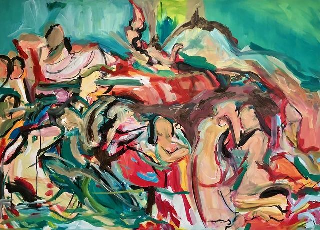 , 'P. P. R Green Piece,' 2018, Maison Depoivre