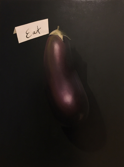 , 'Eggplant (or Eat a Dick) ,' 2019, Ochi Projects